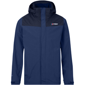 Berghaus Hillwalker InterActive Shell Jacket Men Deep Water/Dusk